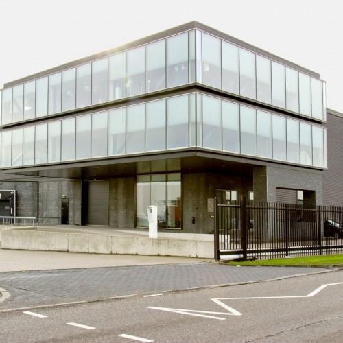 """Kantoorruimte op het Distripark """"Doelwijk"""" te Waddinxveen."""